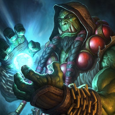 Blizzcon 2011 thrall final