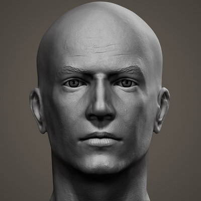 Head study newrender