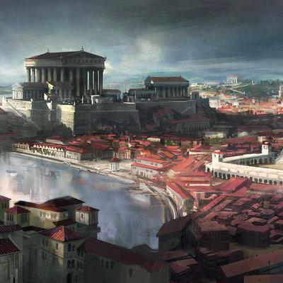 Karakter ryse rome