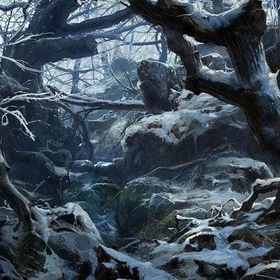 Karakter ryse forest