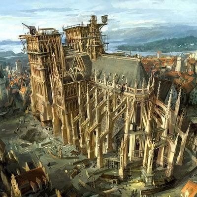 Kar anno cathedral