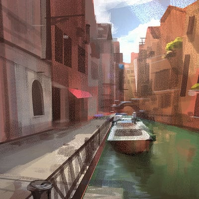Venice speedpaint s