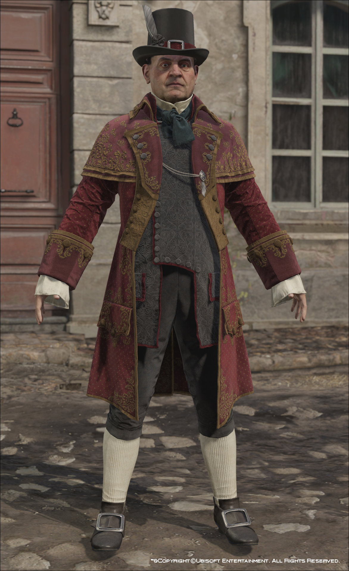 Artstation Assassin S Creed Unity Francois De La Serre Outfits