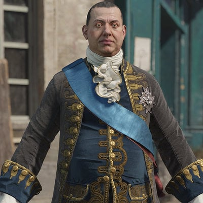 Assassin's Creed Unity, Louis XVI Costumes