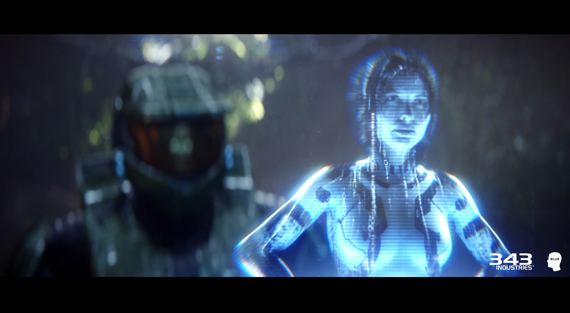 Etienne Jabbour Halo 2 Anniversary Cutscene Characters