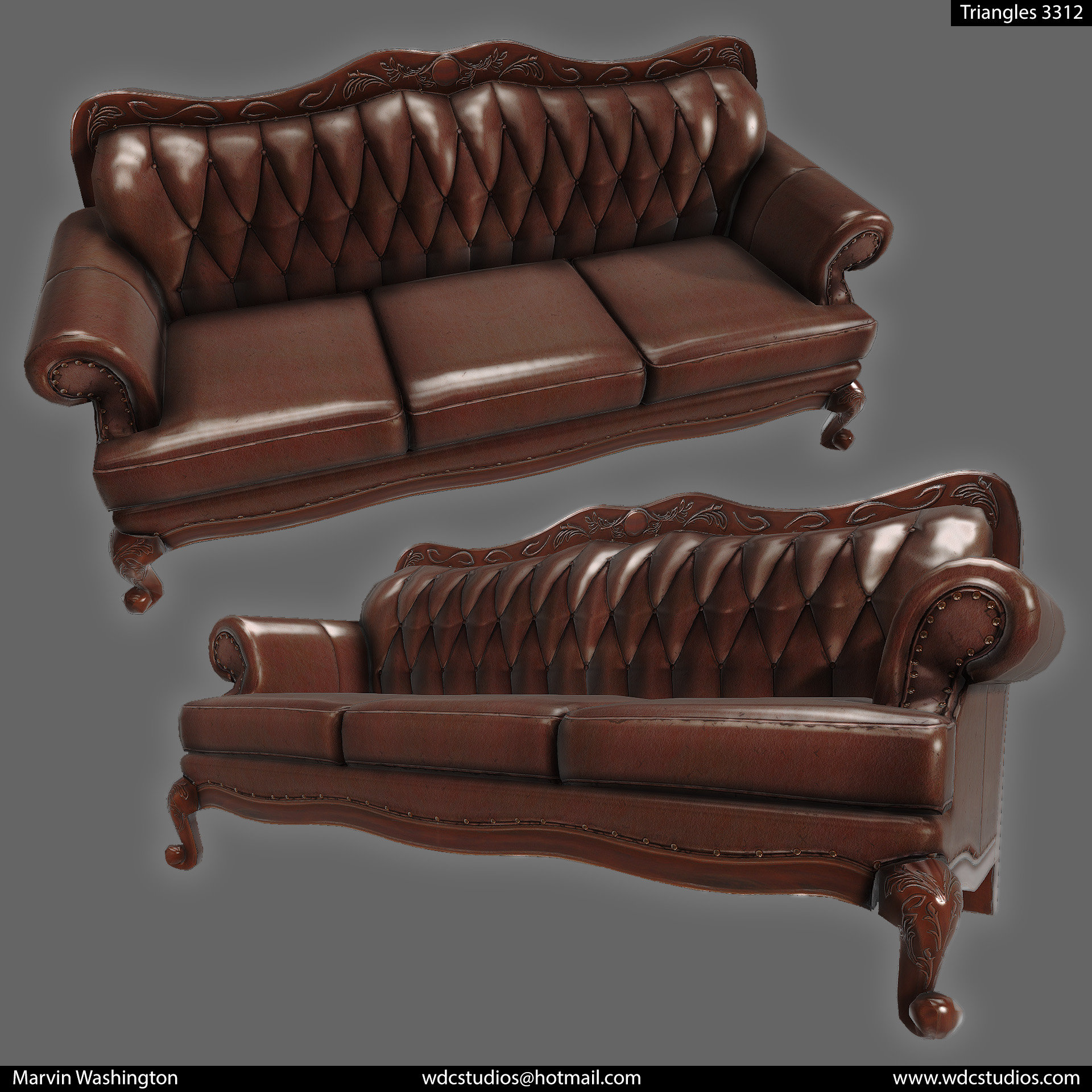 Marvin washington couch revised