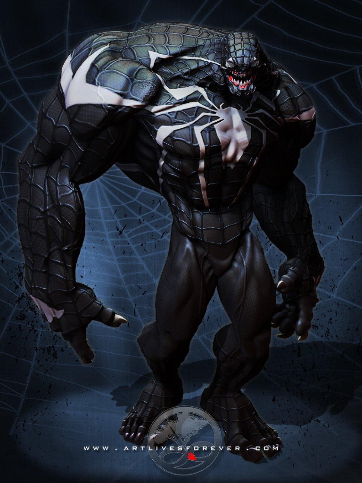 Here's Venom!