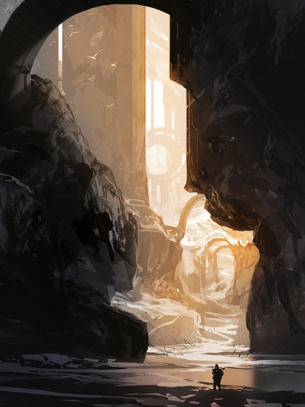 Sparth nicolas bouvier undiscovered caves small