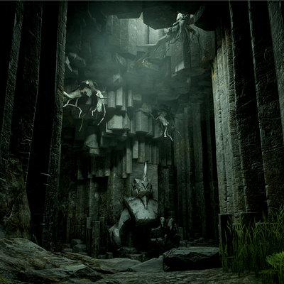 Boyd mckenzie 3 cave wip
