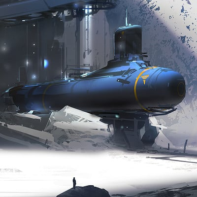 Sparth nicolas bouvier arctic sub final small