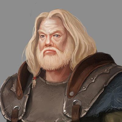 Gizelle karen baluso 141114 medieval warrior