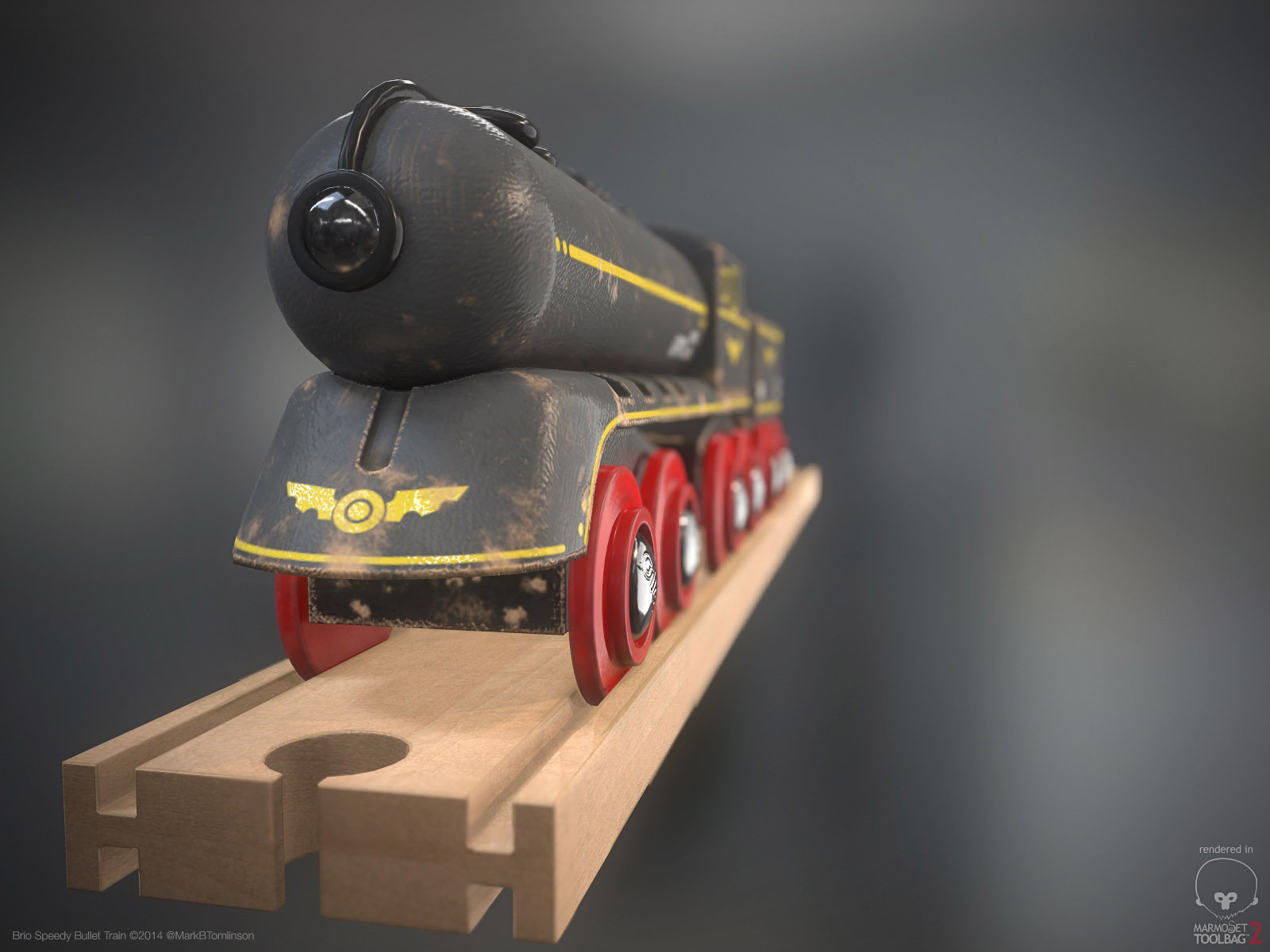 Mark tomlinson brio speedy bullet substance painter toolbag 0000 1