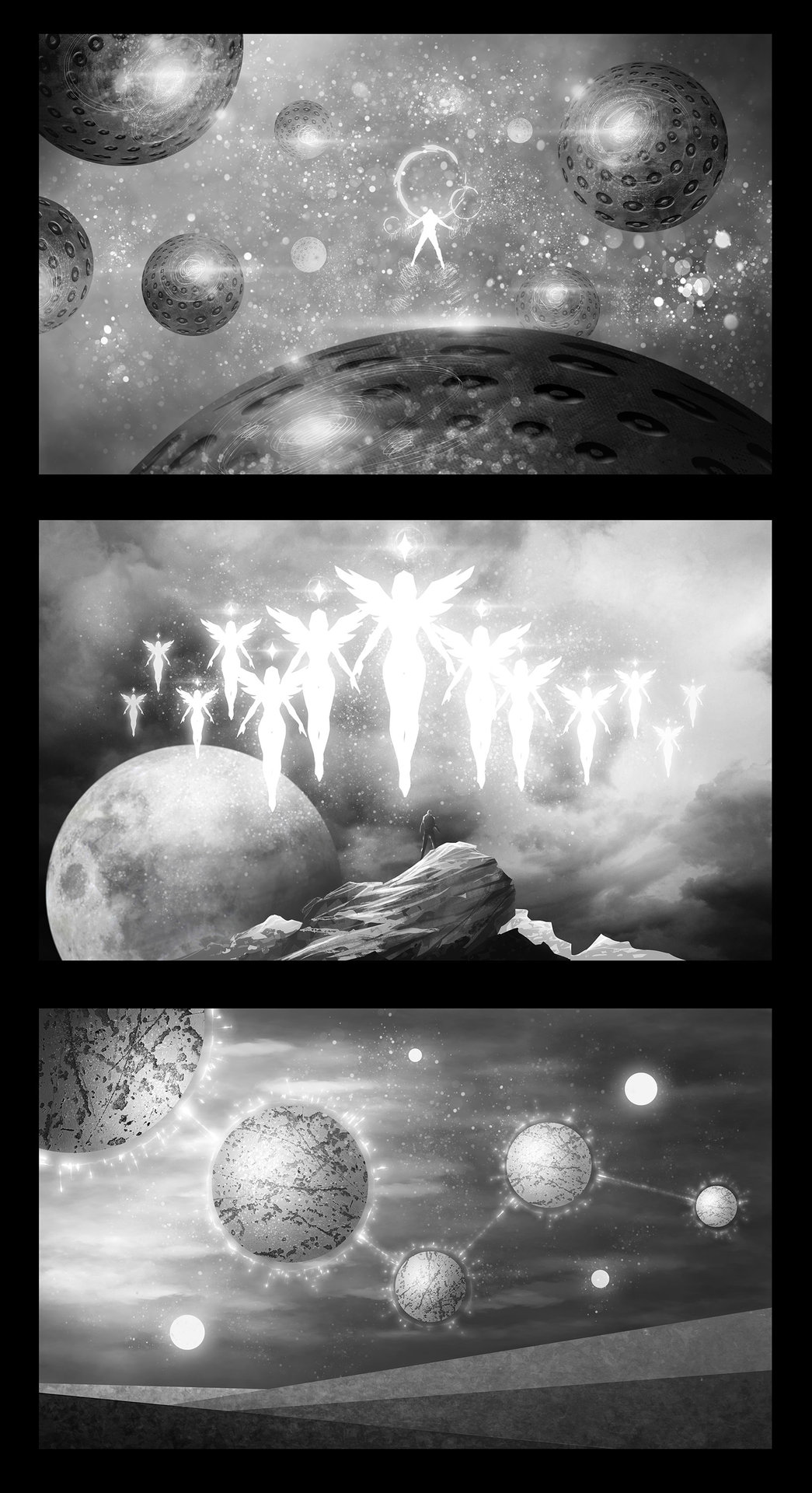 Kareem ahmed fantazy landscapes 2