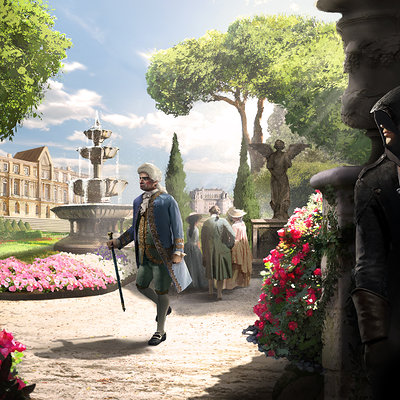 Leonardo calamati leonardocalamati garden