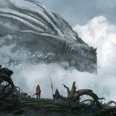 Jorge jacinto dragon god byjorgejacinto