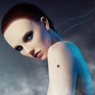 Priya johal cyborg