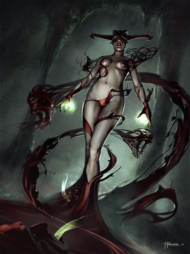 Hugh pindur dark summoner redux final