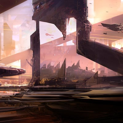 Sparth nicolas bouvier sparth trantor interpreted 2010 small