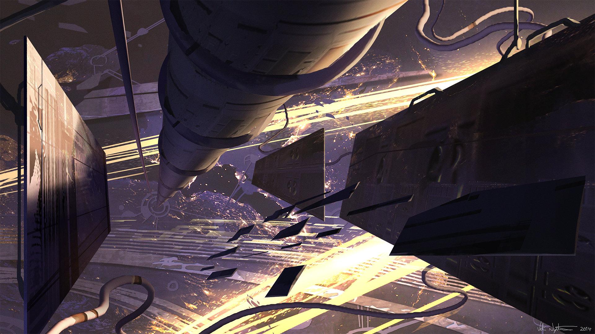 Veli nystrom scifienviro atmosphere