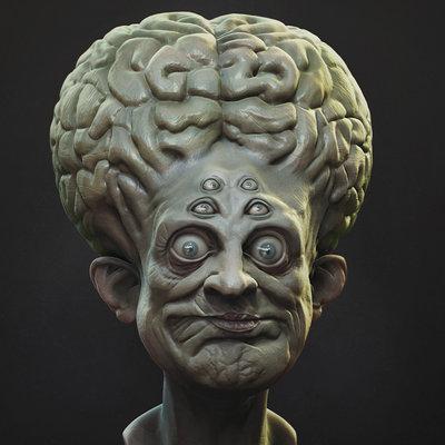 Antone magdy alien2