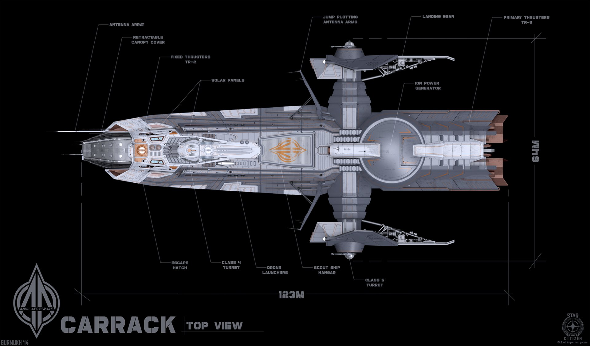 Gurmukh bhasin carrack top view final gurmukh half b