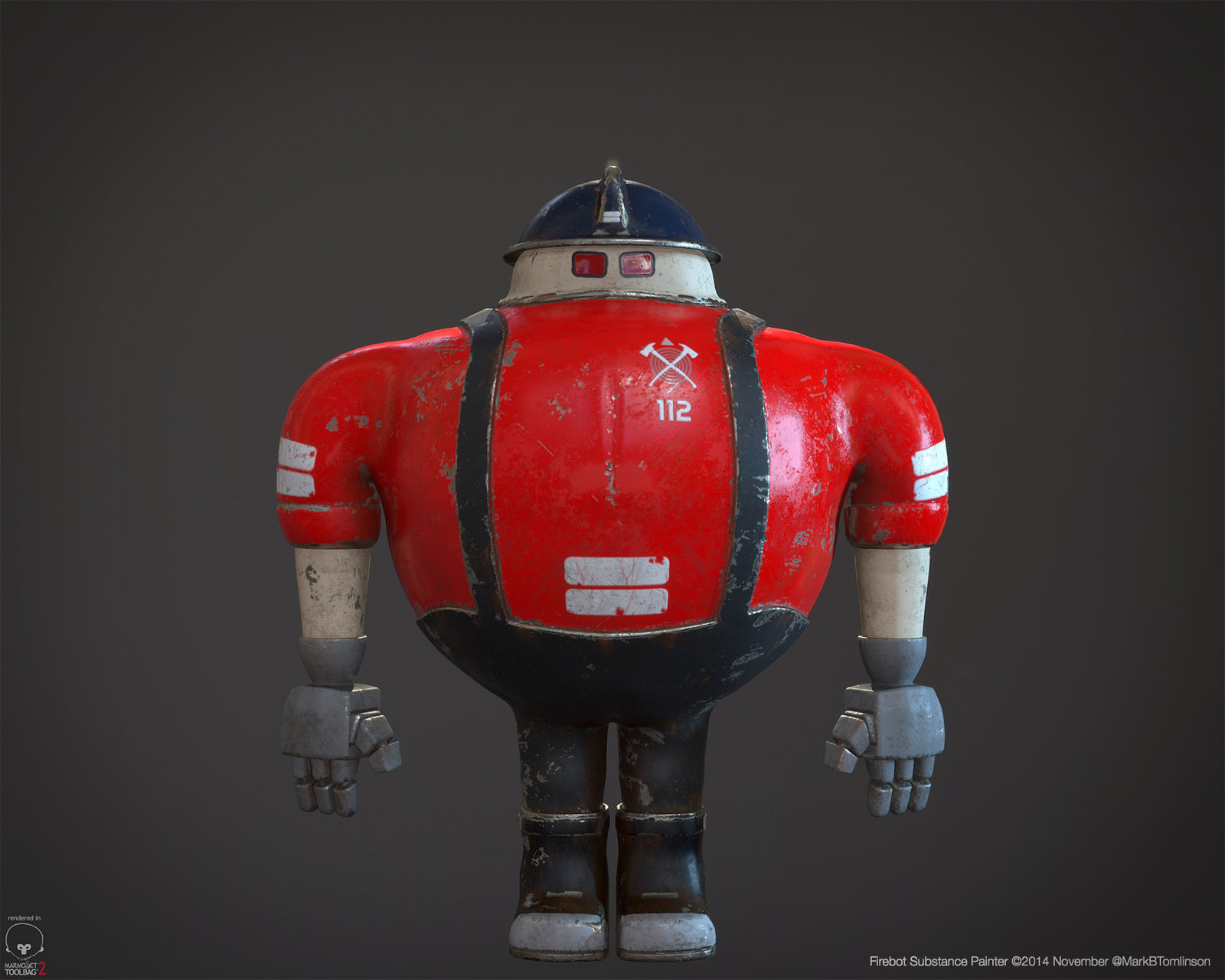 Firebot Toy