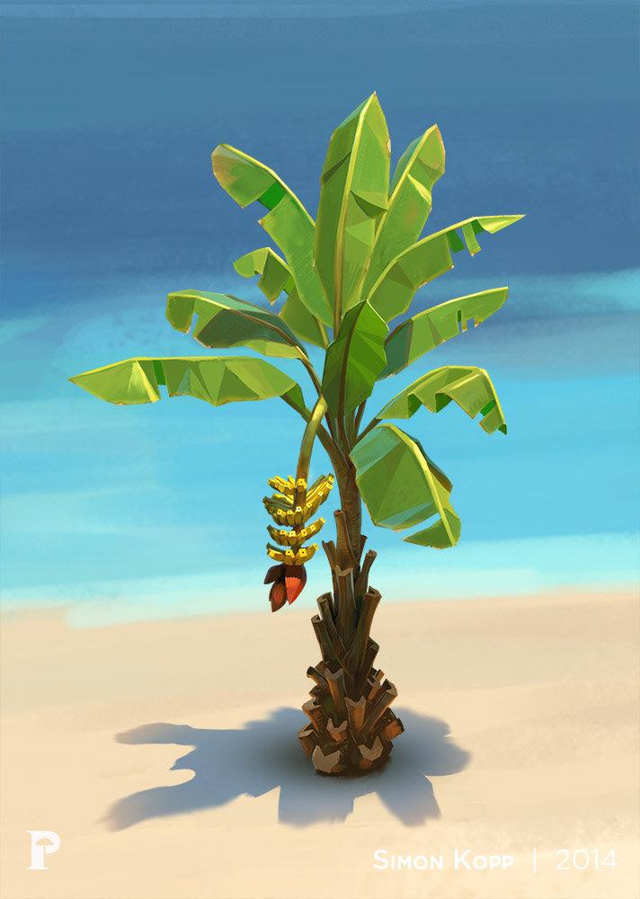 Simon kopp prop banane concept