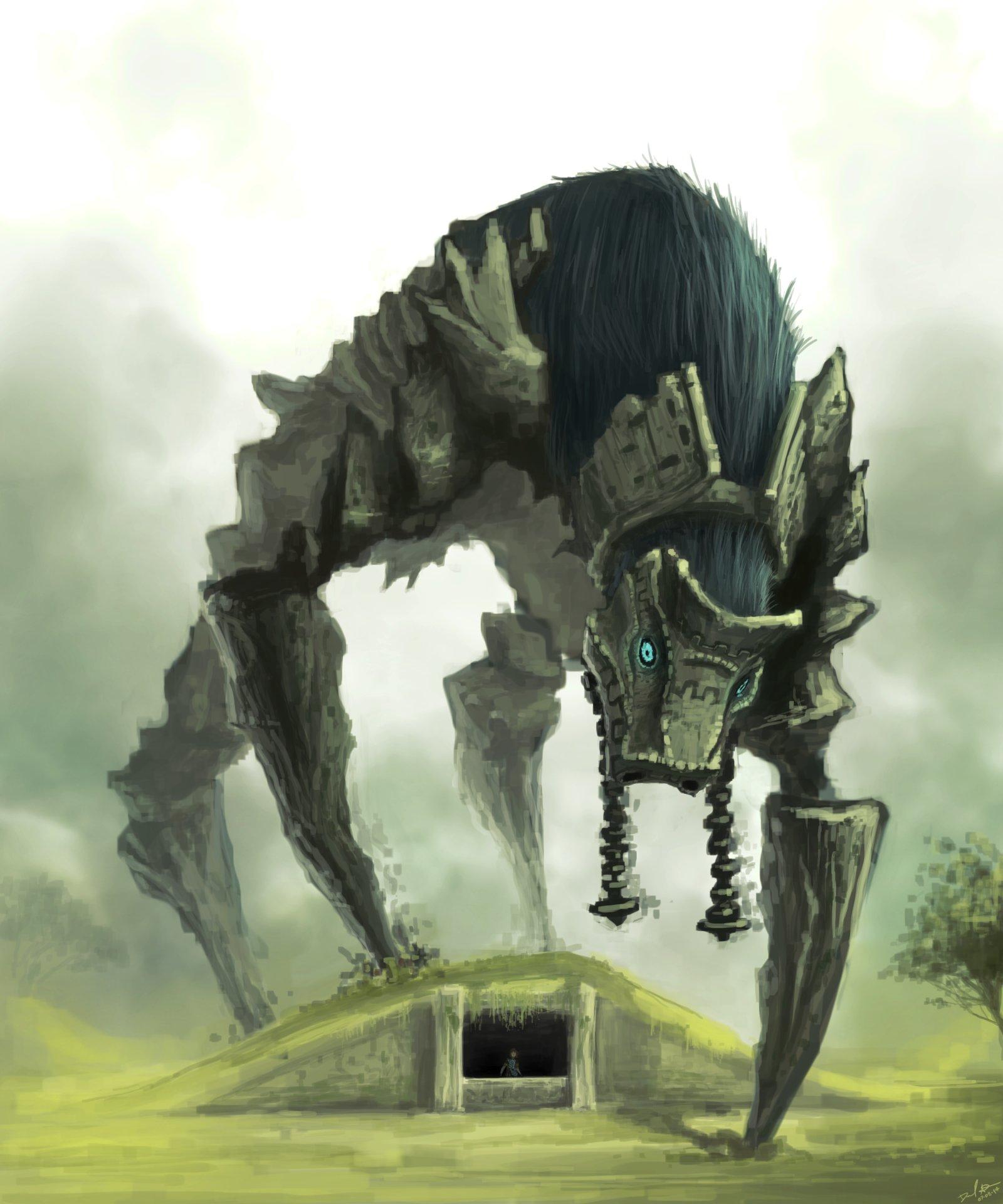 Daniel aubert colossus 4 phaedra