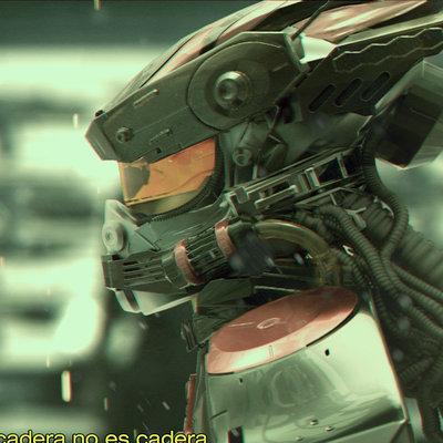 Soren zaragoza robot cinematica mood