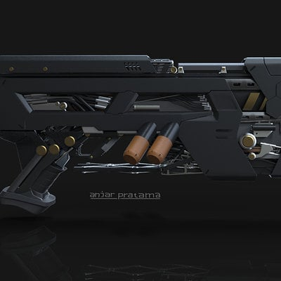 Anjar pratama gun 122