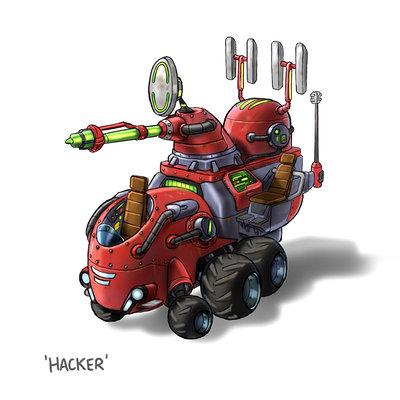 Lloyd chidgzey hacker revised1b