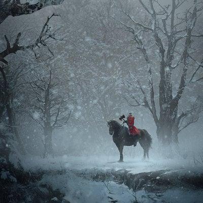 Jonathan guzi horseman3