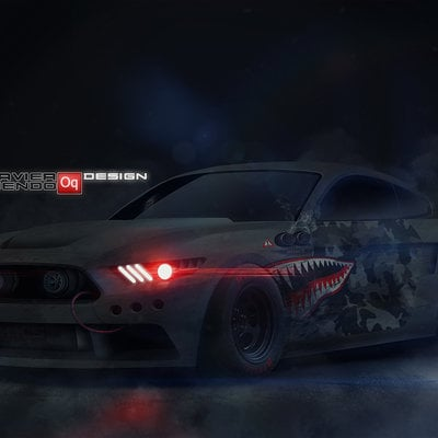 Javier oquendo mustang 2015 wasteland fighter