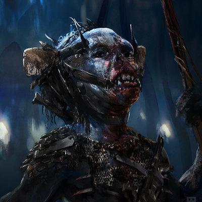 Fred rambaud fredram 3rdcurse swampgob shaman 01