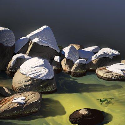 Gediminas skyrius rock study copy
