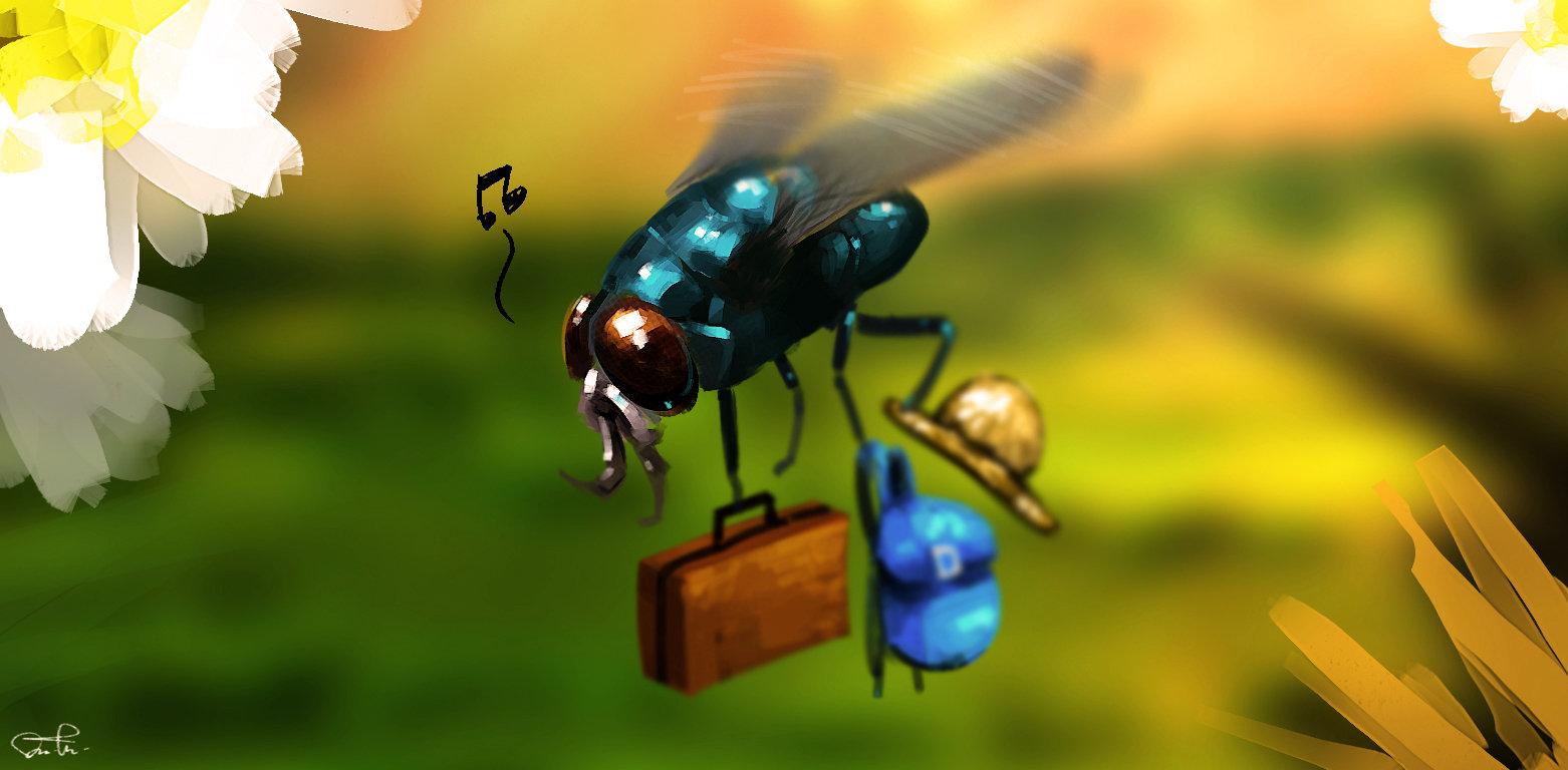 Kittichai reaungchaichan the fly traveler