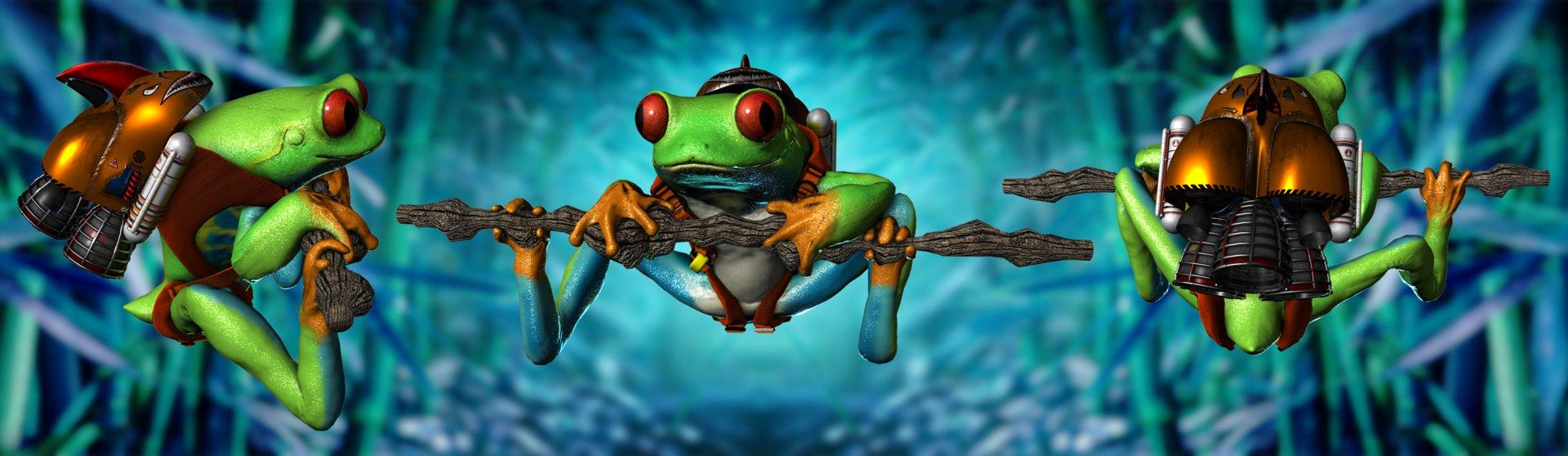Tan Wei Han Jet Frog