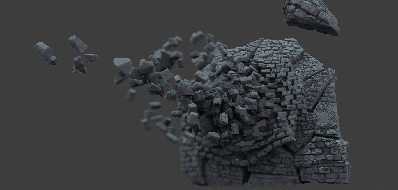 08 Shattered Rocks