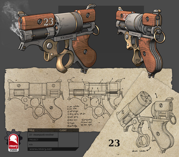 Kris thaler 23 revolver 1