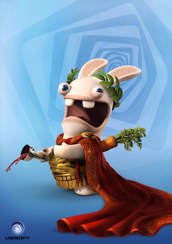 Rabbids Travel in Time - Ubisoft