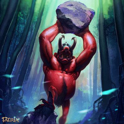Ibrahem swaid oger boulder thrower alt l