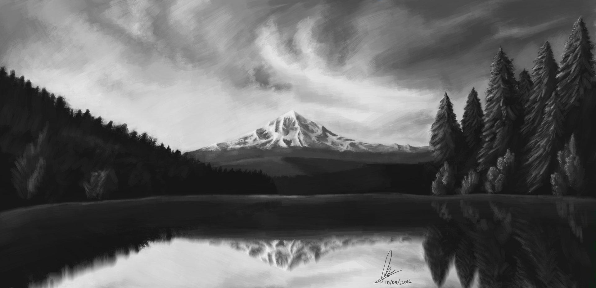 Lake in values