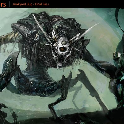 Marcin rubinkowski final creature