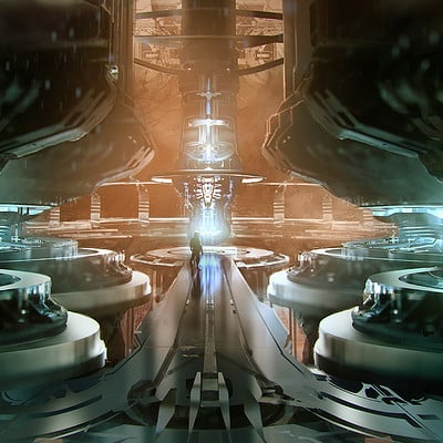 Sparth nicolas bouvier forerunner power room