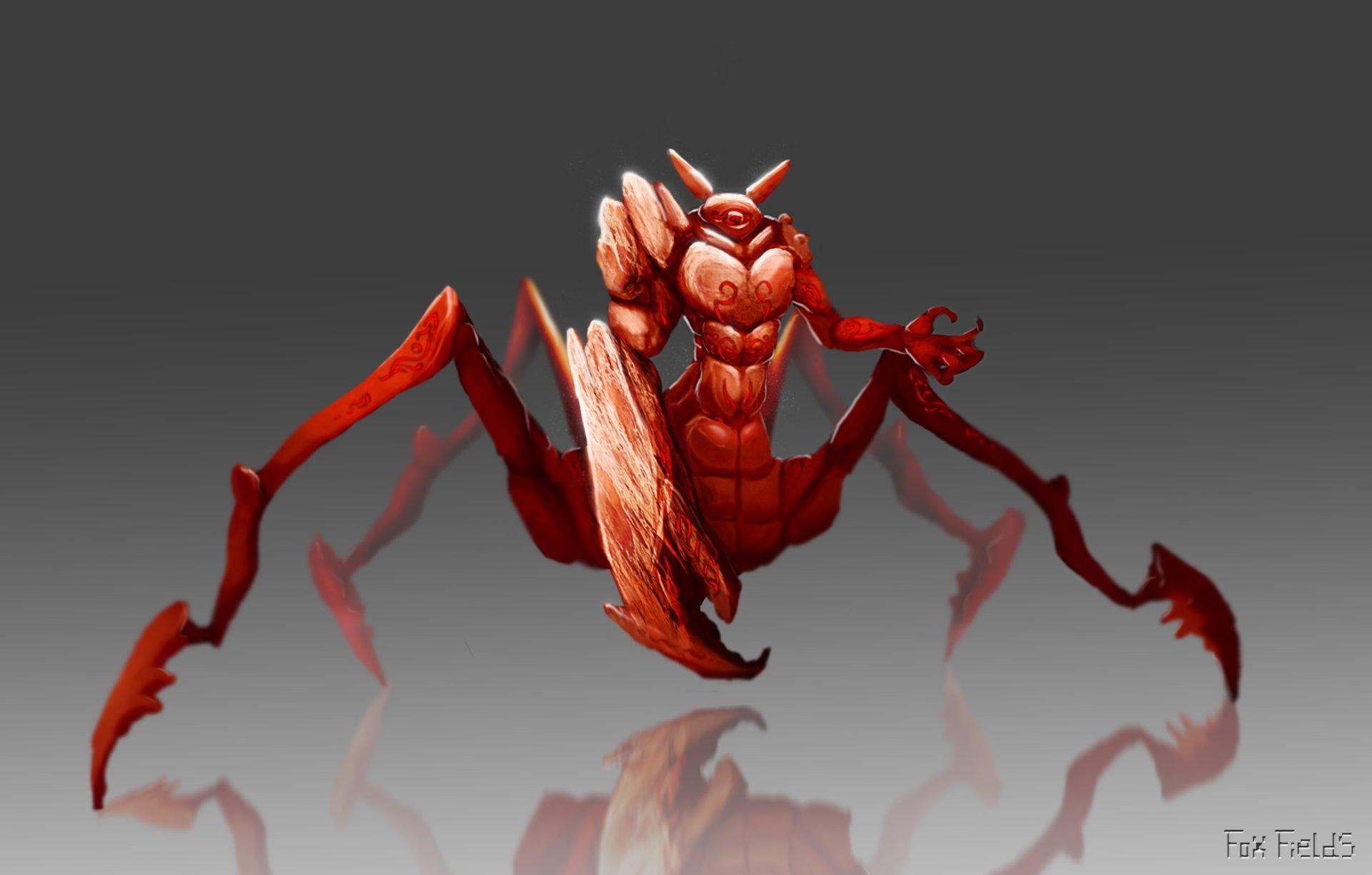 Fox Fields Demon Crab