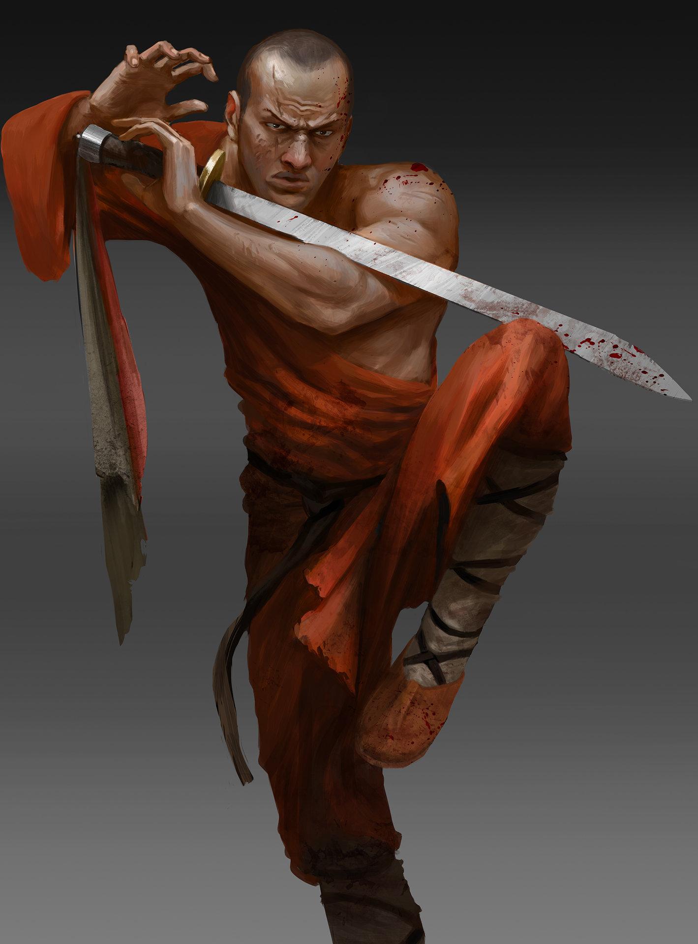 Roberto robert shaolin protector