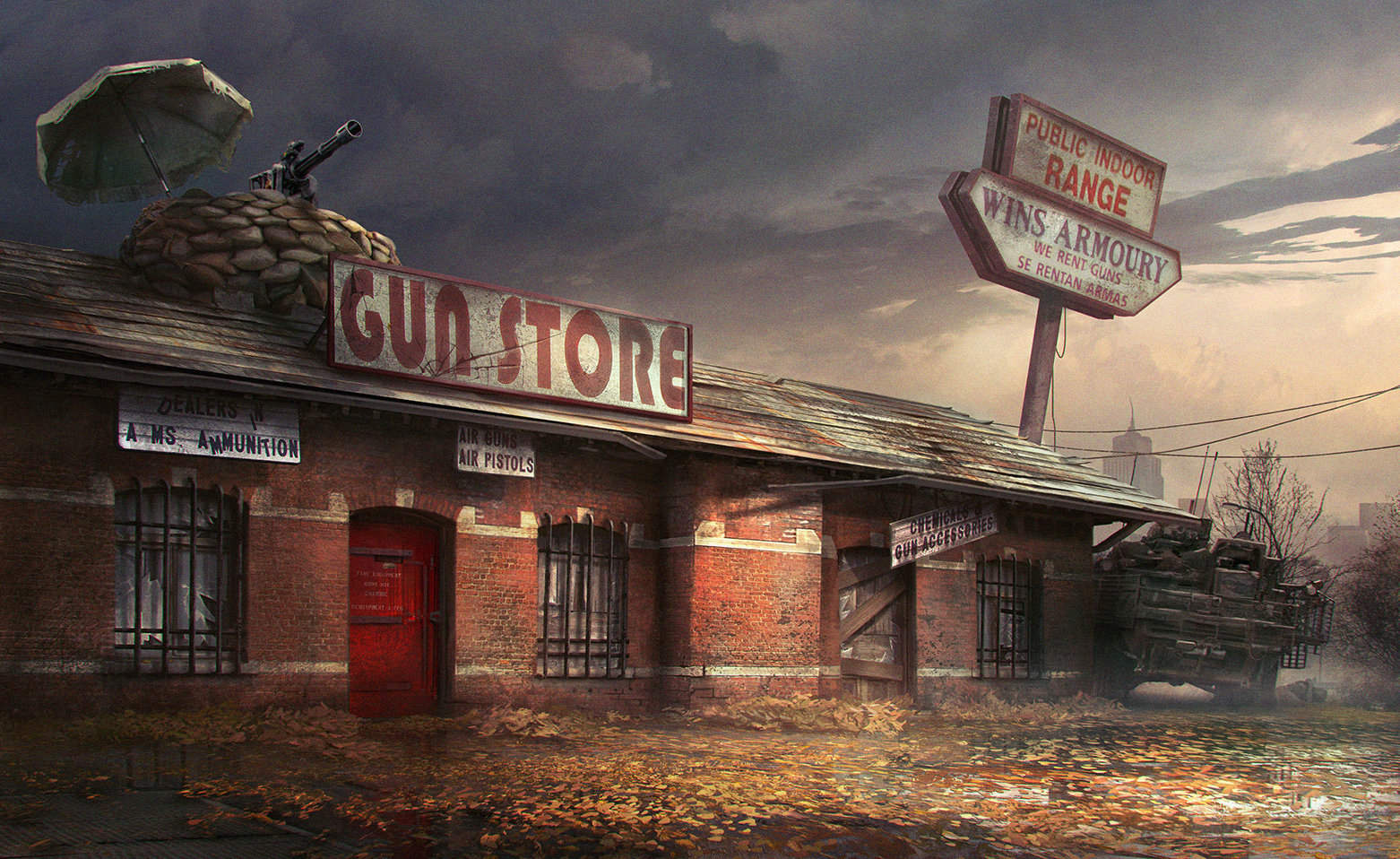 Roberto robert gunstore