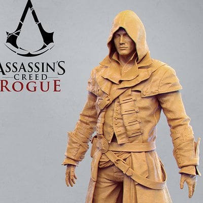 Shay Assassin - AC Rogue