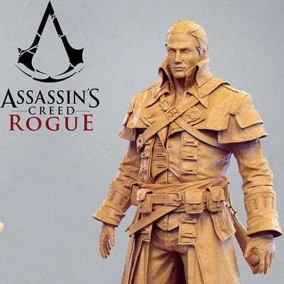 Shay Templar - AC Rogue
