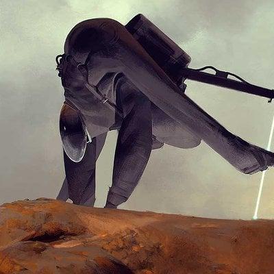 Sergey kolesov alien2